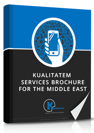 kualitatem services brochure for the middle east