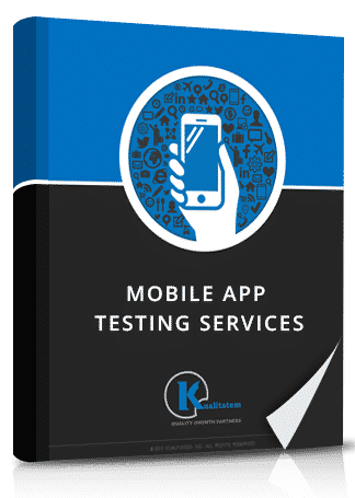 mobile app testing services book image