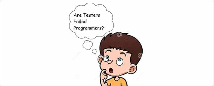 Professional Testers__