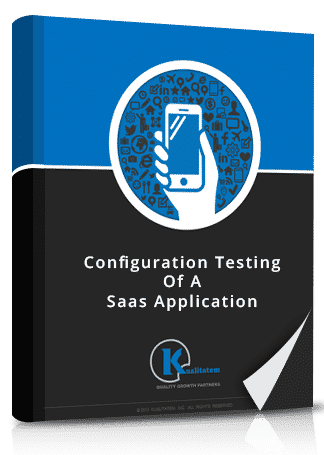 Configuration Testing Of A Saas Application book