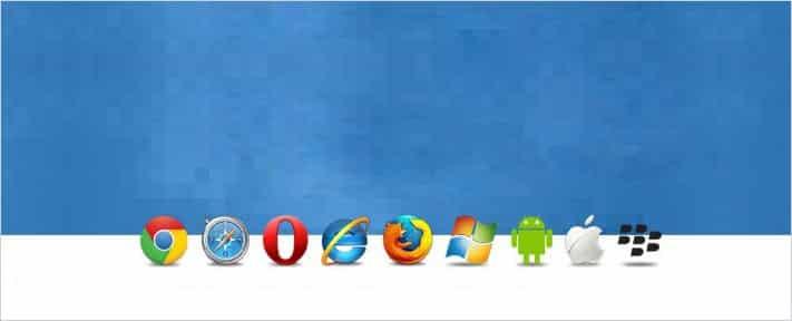 Cross Browser Testing banner-