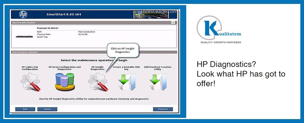 HP-Diagnostics