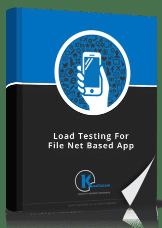 Load testing for file net based app book image