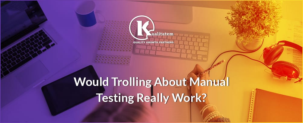 About Manual-Testing