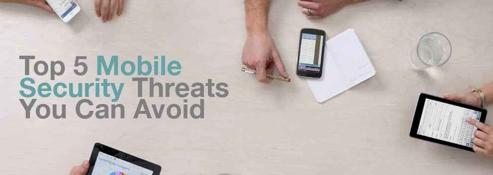 Mobile-Security threat