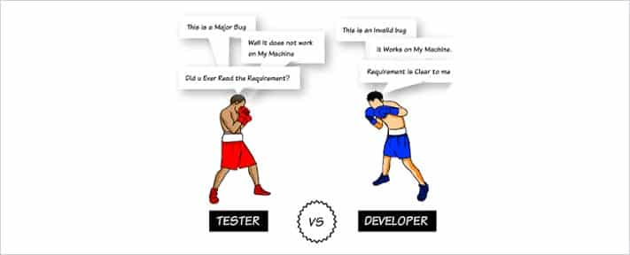 Tester-vs-Developer