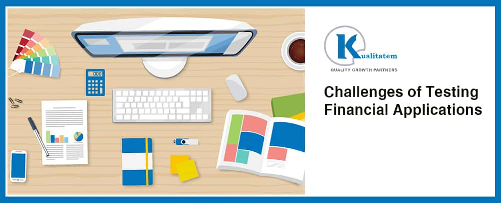 Testing Financial Applications