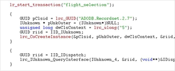 VuGen-Scripting
