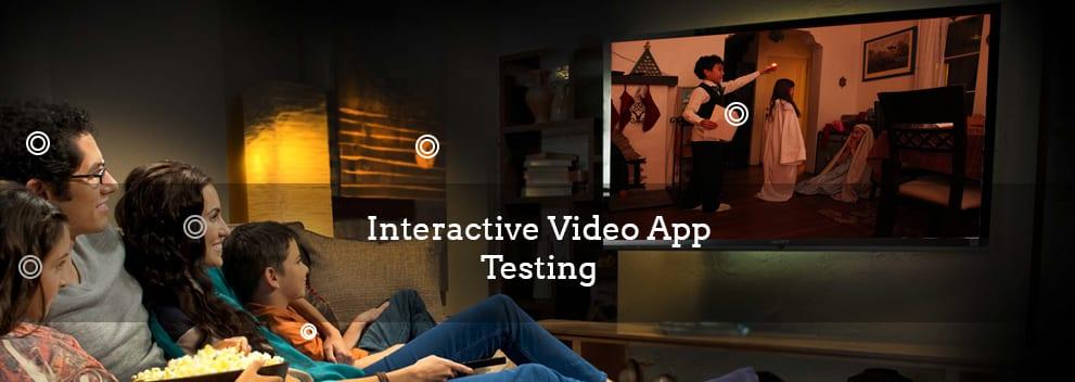 Video app Testing
