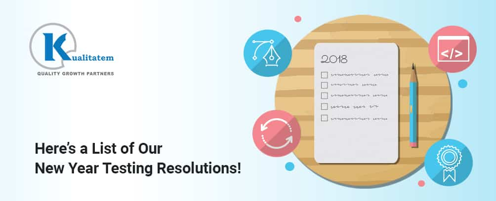 New Year Testing Resolutions