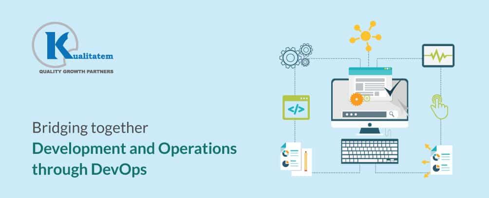 development and operations through devOps