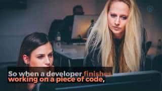developer finishes - Video Image