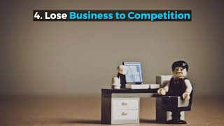 Lose Business to competition