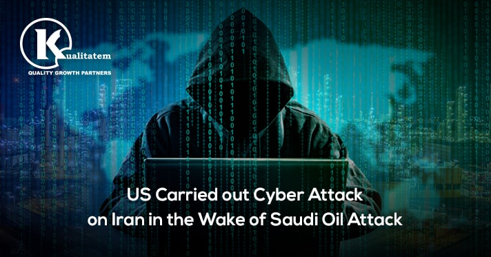US Carried out Cyber Attack on Iran in the Wake of Saudi Oil Attack
