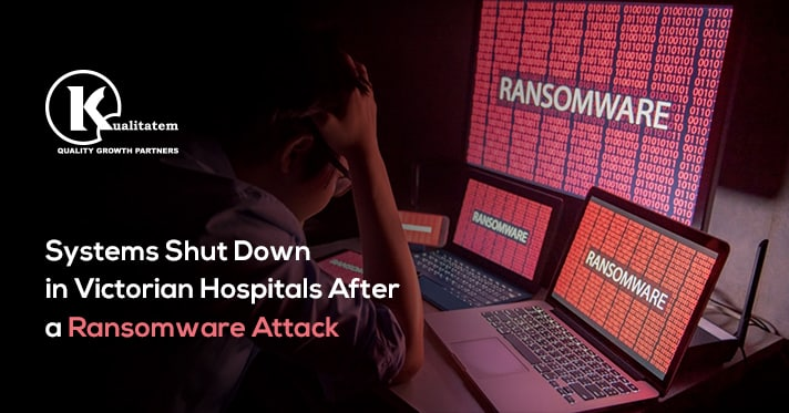 Victorian Hospitals After a Ransomware Attack