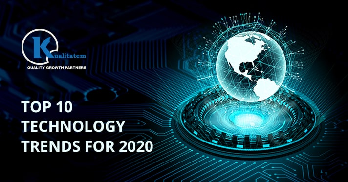 Top 10 Technology Trends for 2020