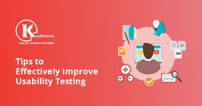 Tips to improve usability testing