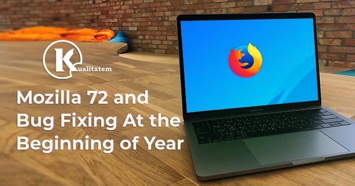 Mozilla and Bug Fixing