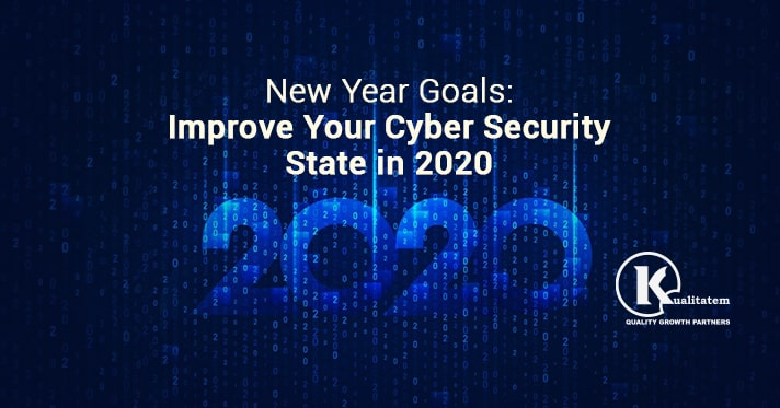 New Year Goals Improve Your Cyber Security State in 2020