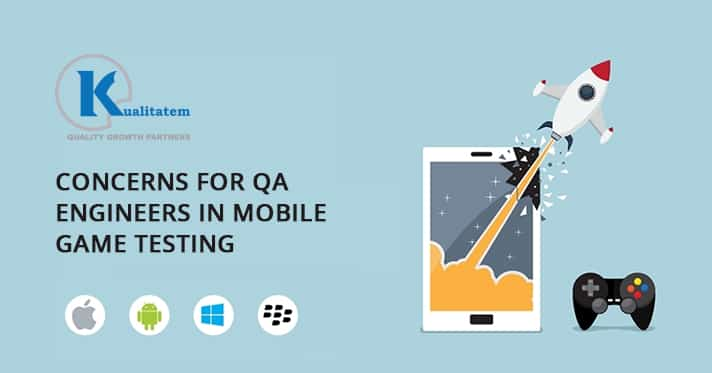 QA Engineers in Mobile-Game Testing