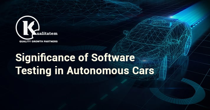 Significance of Software Testing in Autonomous Cars