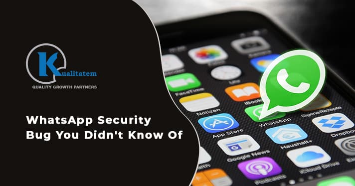 WhatsApp Security Bug You Didn't Know Of