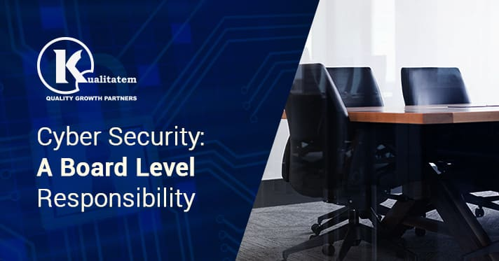cyber security - Board Level Responsibility