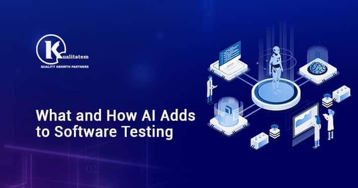 What and How AI adds to Software Testing