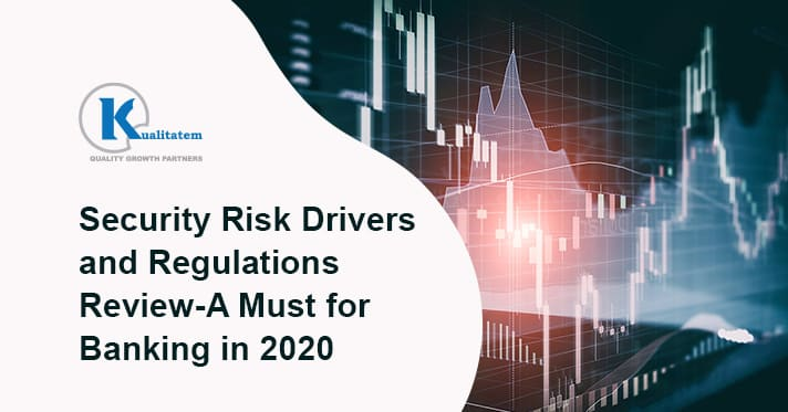 Security Risk Drivers and Regulations Review