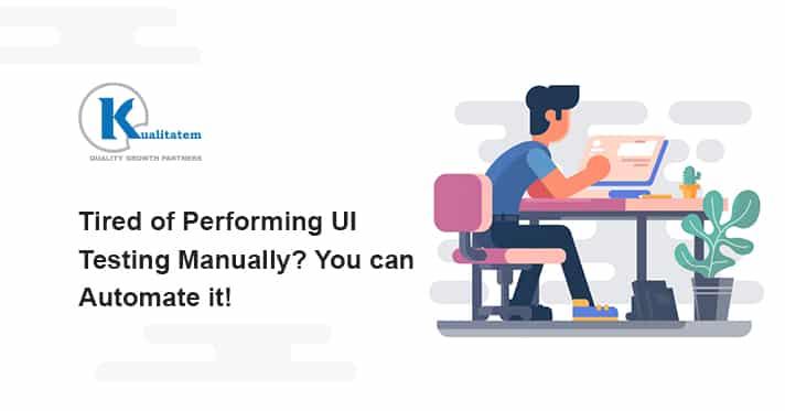Performing UI Testing Manually