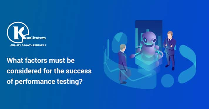 Success of Performance Testing