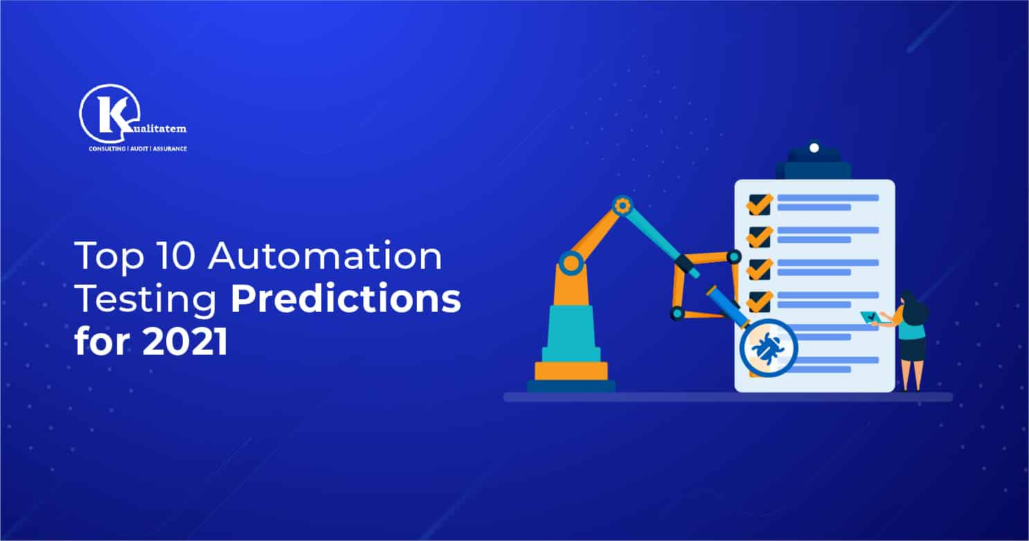 Automation Testing Predictions
