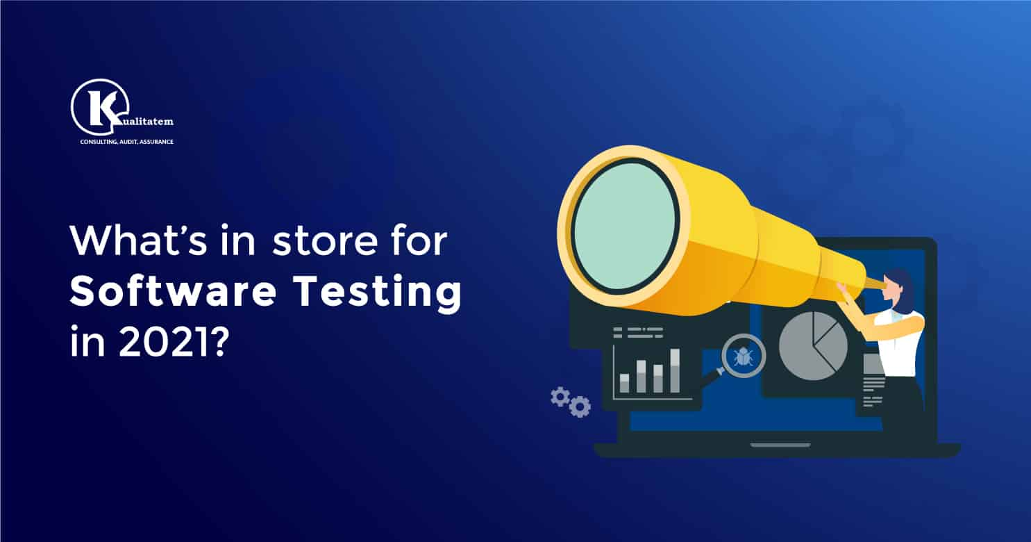 Software Testing in 2021