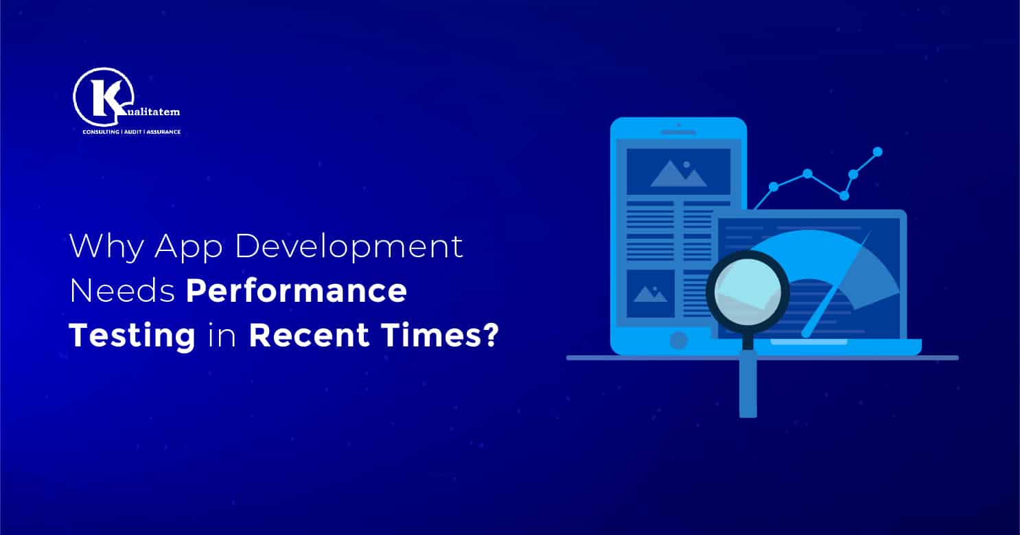 App Development Needs Performance Testing