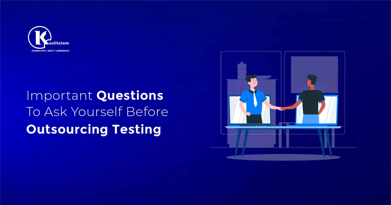 Outsourcing Testing
