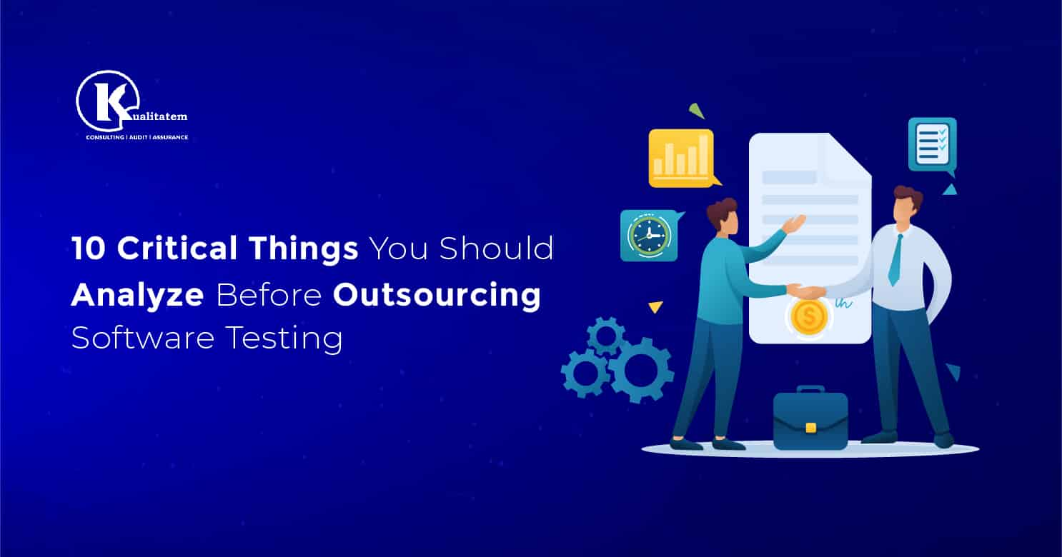 Outsourcing Software Testing