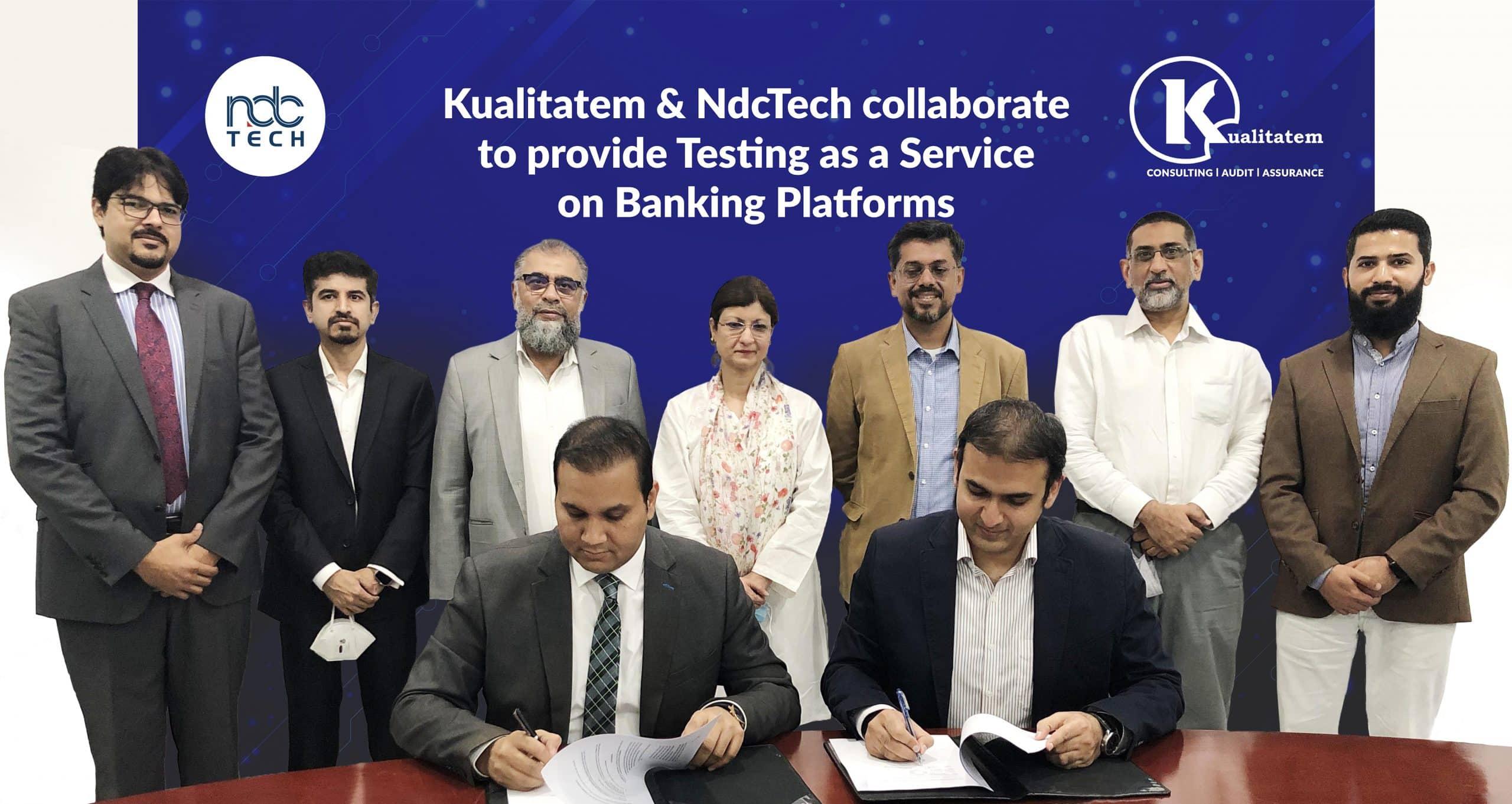 Kualitatem - NdcTech Collaboration