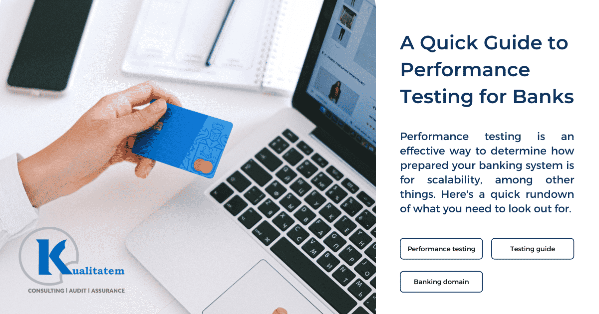 A Quick Guide to Performance Testing for Banks